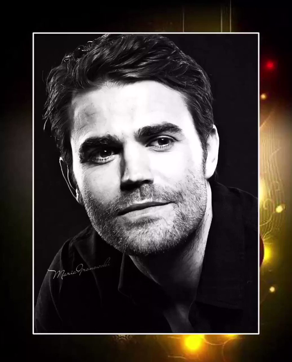Hello 👋 my beautiful friends good morning my #PDubfam #SPNFamily & #WalkerFamily wishing y'all a #HappyThursday with #paulwesley have an awesomely amazing day everyone and don't forget to smile 😊 and be awesome 👏 #myedit #soundon🔊