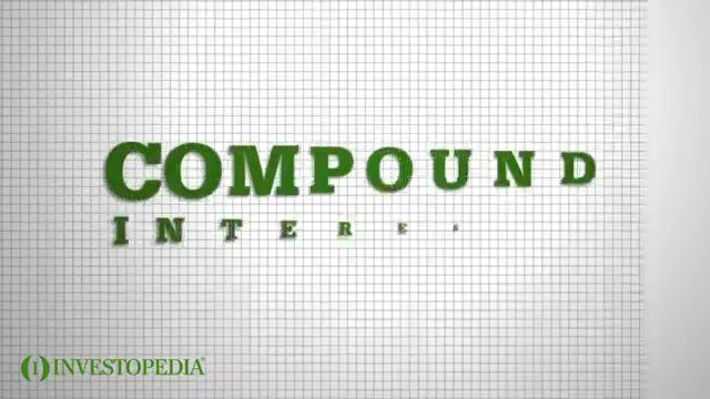 Compound Interest 📶 @SHAQ @Investopedia #TheGeneral 