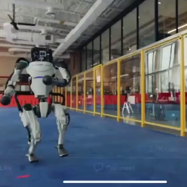 Boston Dynamics hired too many South Indian Software Engineers and the result is there for you to see..😌