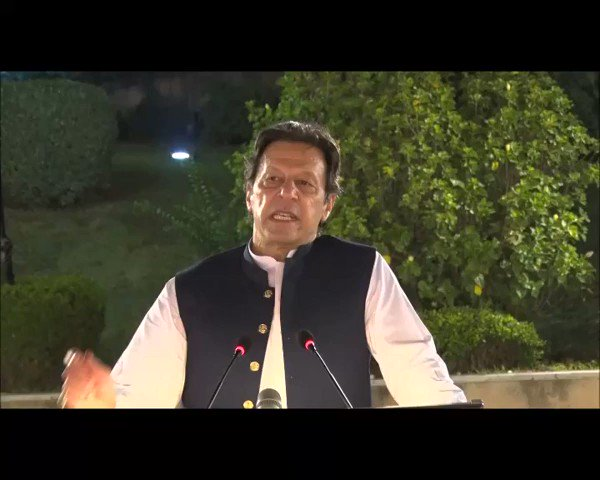 PM Imran Khan always said that challenging Status Quo is not easy. We are fortunate that he took the lead for us and is committed to defeating the status quo for our future generations. #قوم_کا_مان_عمران_خان