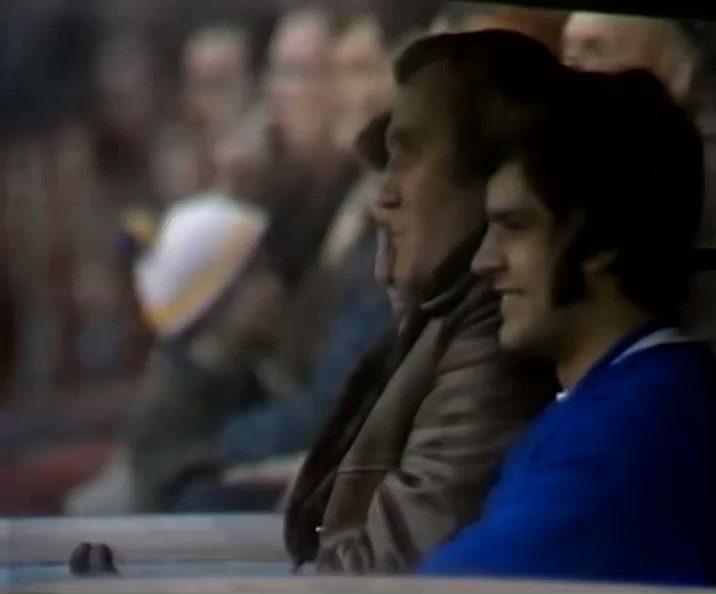 On This Day 1972 #lufc Iconic commentary from Barry Davies on Match Of The Day. The very best in showboating by that great Leeds United team. Poor Southampton didn't know what day it was! #70sleeds #showboating