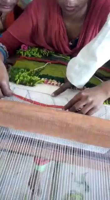 Handicrafts Technical Training Program of ST artisans at Ghazipur in craft Jute Wall Hanging organised by #UPIDR sponsored by DC Handicrafts, Ministry of Textiles, Govt of India. #Ghazipur @TexMinIndia @PMOIndia