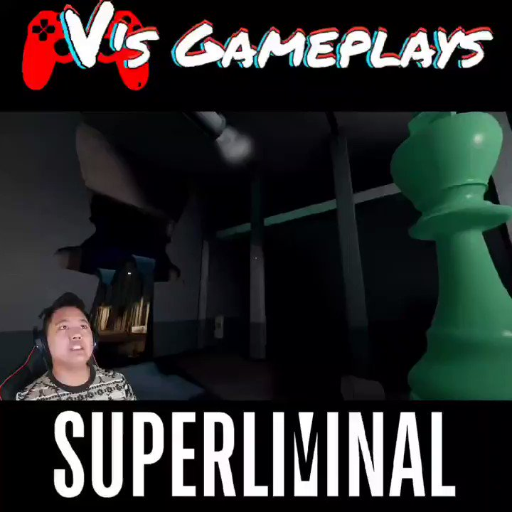 LINK  #superliminal #subliminal #superliminalps5 #superliminalps4 #isthisreallife #perceptionisreality #puzzlegame #videogame #puzzle #puzzles #ps5 #ps4 #playstation5 #sony #irl #PlayStation #ps5restock #play #PlayStation5restock #PSVR #videogames #gaming