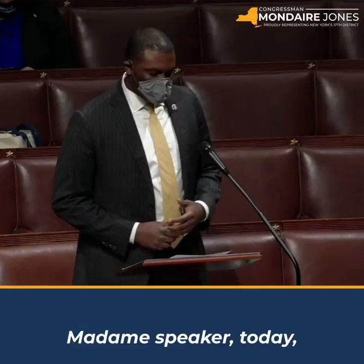 Yesterday, the House took a bold stride toward ending the scourge of racism in policing by passing the George Floyd Justice in Policing Act.  But our work is far from over. We can't stop until we eradicate systemic racism in all its forms.