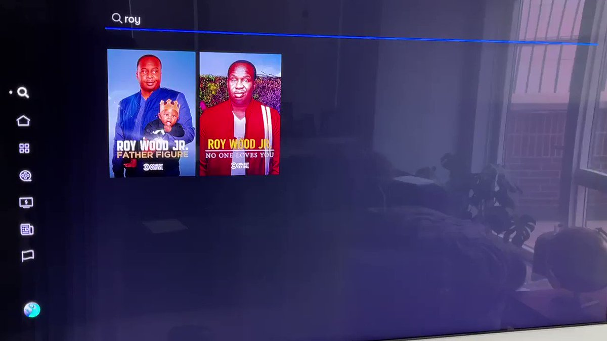 Replying to @roywoodjr: Stream both my hour specials now!! I'm the only 'Roy' on @ParamountPlus so I'm pretty easy to find.