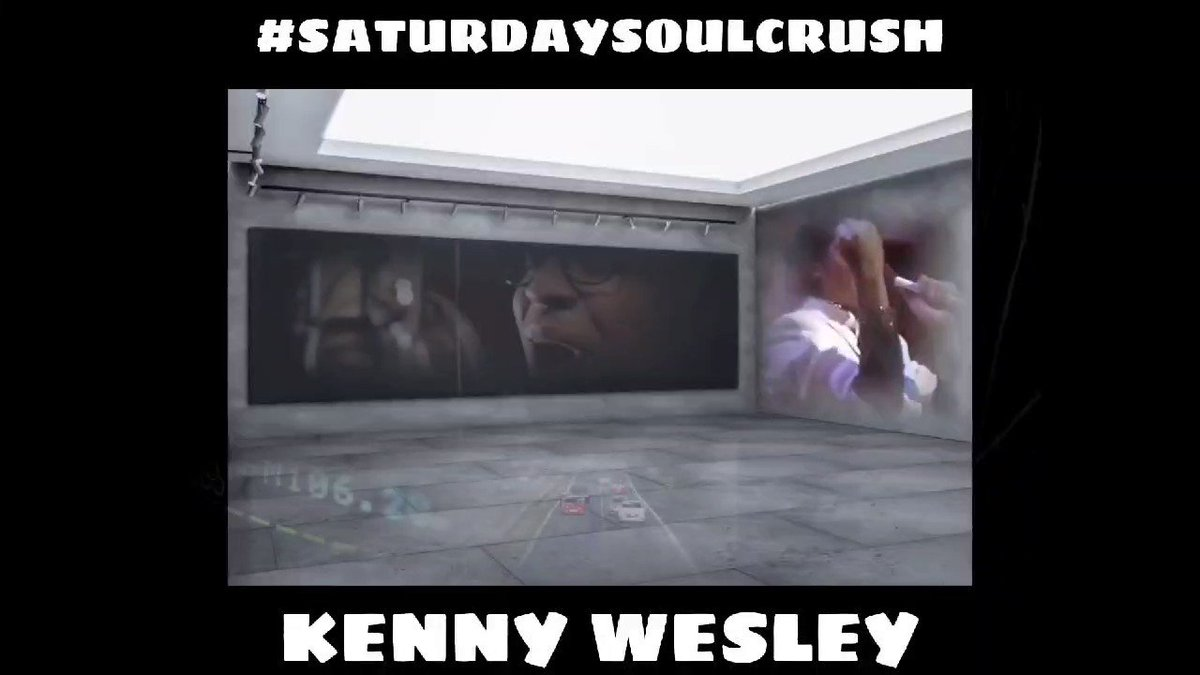 Revised 👍🏾🤗 This week's #saturdaysoulcrush (2.27.21) is @kennywesley & @MTS_Music. I love how they reworked this classic!! 😁❤️ #kennywesley #michaeljackson #SaturdayThoughts #thursdayvibes #soulmusic