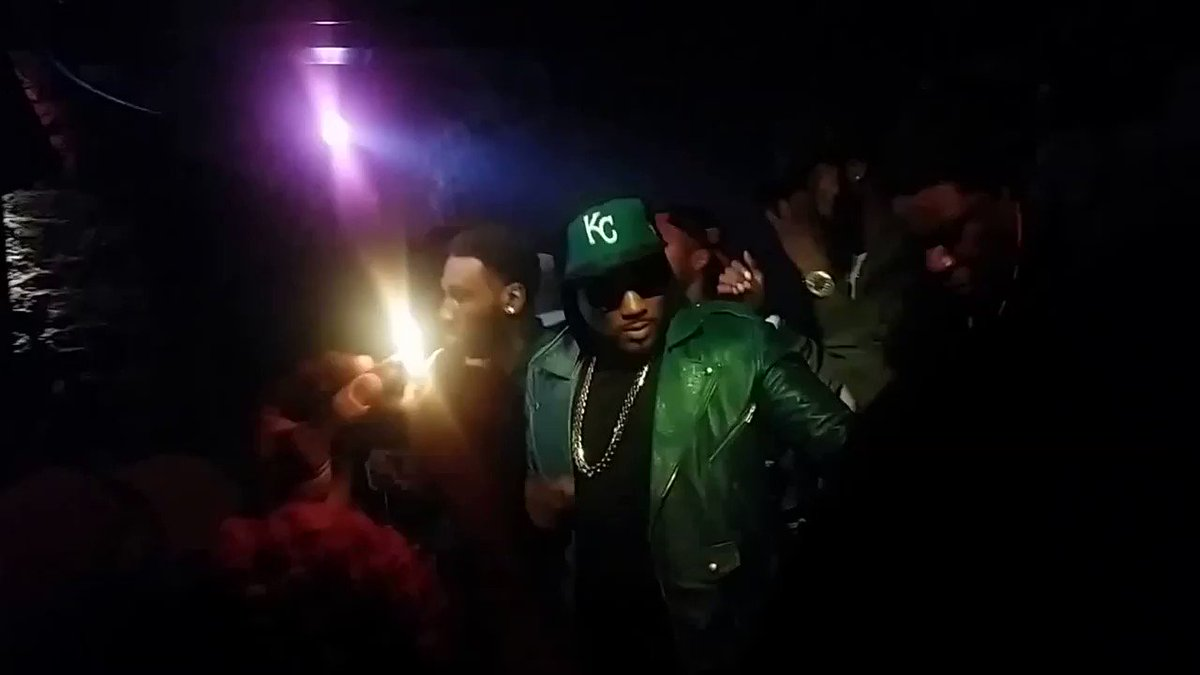 RIP Bankroll Fresh, who we lost 5 years ago today. A few months before his passing, I got this footage of him, Jeezy and Travis Porter performing the Walked In Remix. Rest well🙏