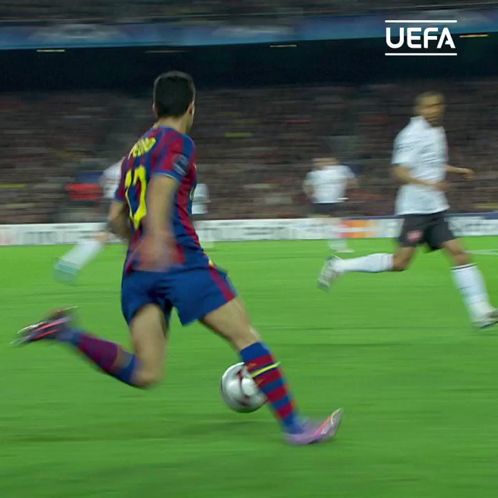 Una exhibición para la historia de la Champions League...   Leo Messi 🆚 Arsenal ⚽⚽⚽⚽  #UCL | @FCBarcelona_es
