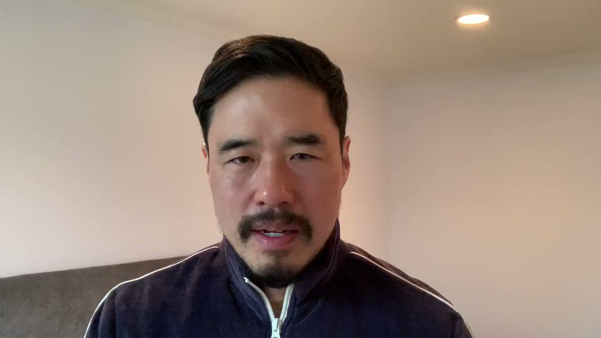 """@captainmarvel @MarvelStudios @thorofficial @CaptainAmerica @Marvel @wandavision @disneyplus We're in the endgame now. Not sure we believe Randall Park's claim here, but see for yourself in """"Avengers: Endgame""""! #WandaVisionFinale"""