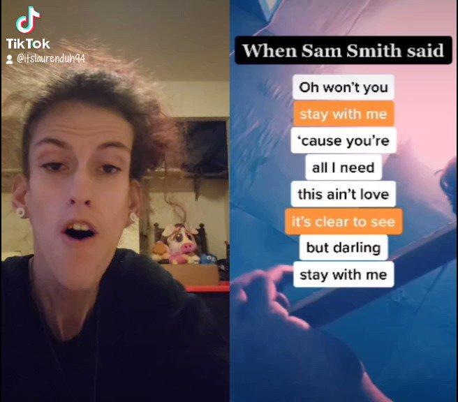 @samsmith 💓💓 . . . #tiktok  #music  #tiktokchallenge  #youtube #singer #followforfollow #likeforlike #funnyvideos  #musician #itslaurenduh94 #f4f #l4l #song #tiktokdance  #tiktoker #tiktokers #contentcreator #tiktokmemes  #tiktokviral  #singing #viralvideos #viral #like