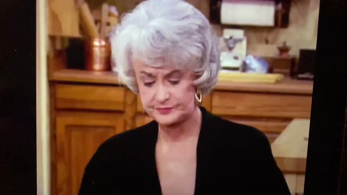 Toonder the Mediocre Tiger (S04E16) #goldengirls #bettywhite #stolafstories