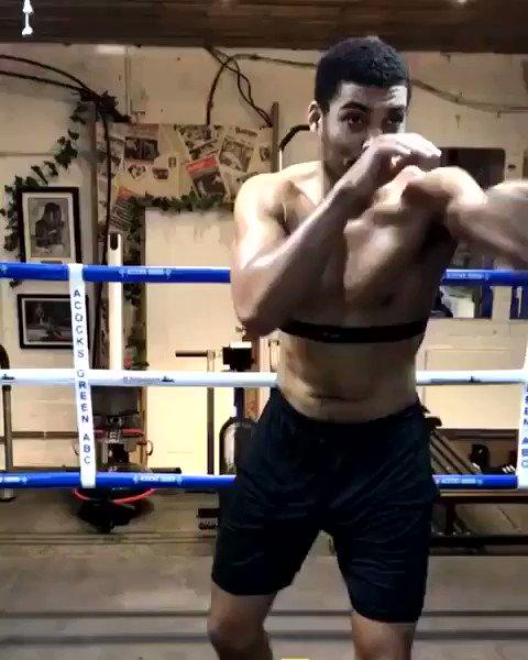 🔥 @solomondacres  #boxing #boxeo #boxingactive #boxingtraining #boxingfitness #solomondacres