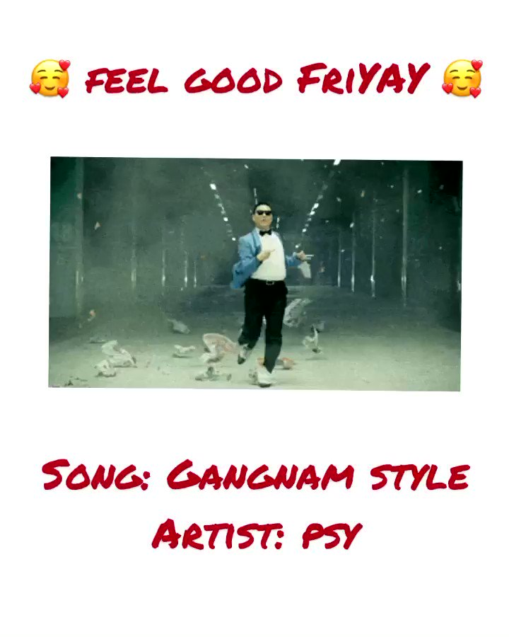 🥰Feel Good FriYAY! 🥰   Bringing my brand of dancing and feel good music 🎶🤩   Song: Gangnam Style Artist: PSY  ✊🏾🙌🏾💪🏾👊🏾🤟🏾✌🏾🙋🏾♀️🤗 #positivity #inspire #elevate #thrive #fitness #friday #friyay #silly  #fun #funny #comedy #onepeloton  #dance #gangnamstyle