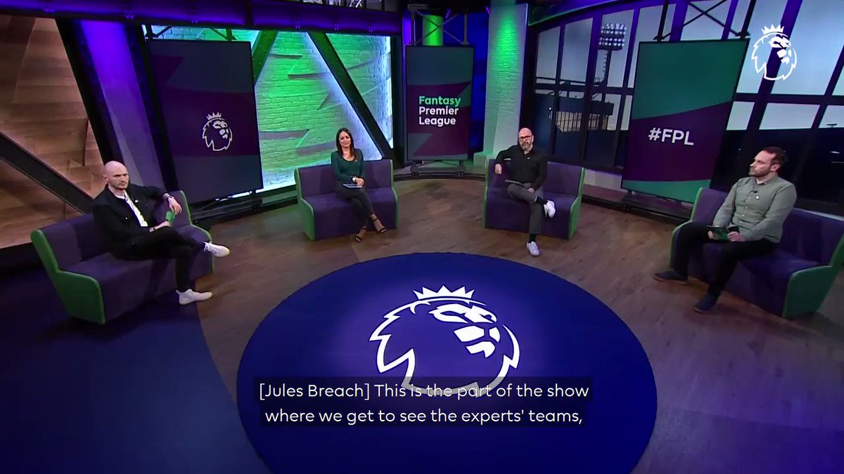 👀 Team reveal time 👀  @FPLExperiment duo Adam & Greg discuss how they'll line-up for GW27  #FPL