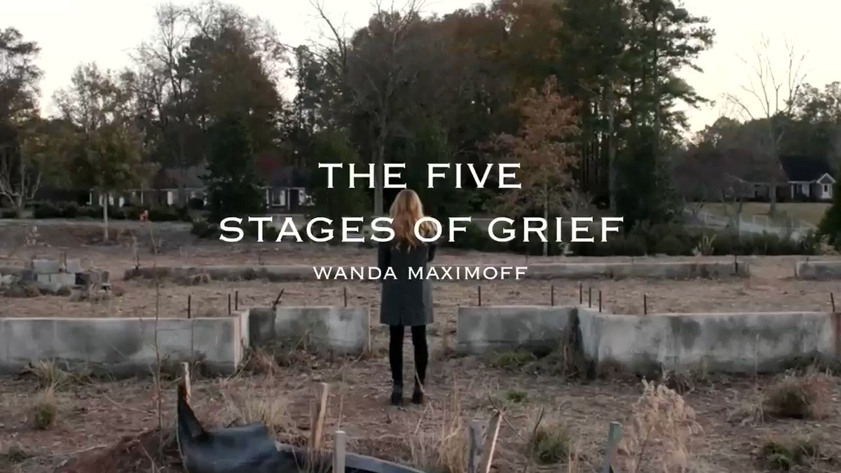 Replying to @tatianashulk: wanda maximoff and the five stages of grief