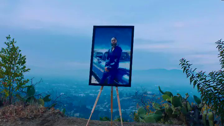Replying to @BigSean: It's deeper than 4 Life, it's 4ever! DEEP REVERENCE FT. NIPSEY HUSSLE!  🙏🏾🏁💙🏆