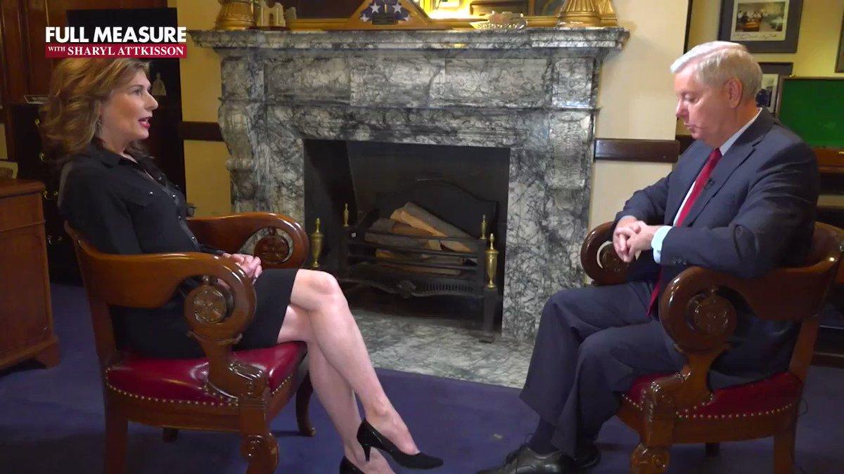 Image for the Tweet beginning: Senator @LindseyGrahamSC on President Biden's