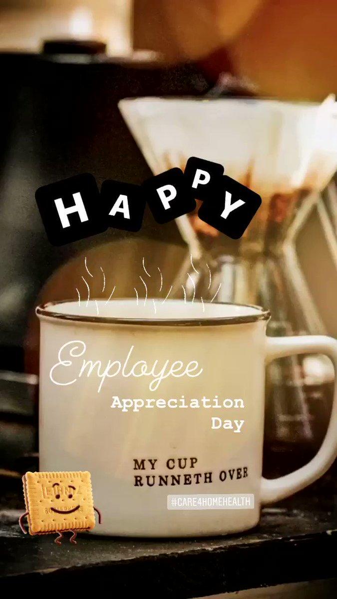 Happy Employee Appreciation Day! #care4homehealth #EmployeeAppreciationDay #EmployeeAppreciationDay21 #weloveouremployees #bestofthebest #arkansasowned