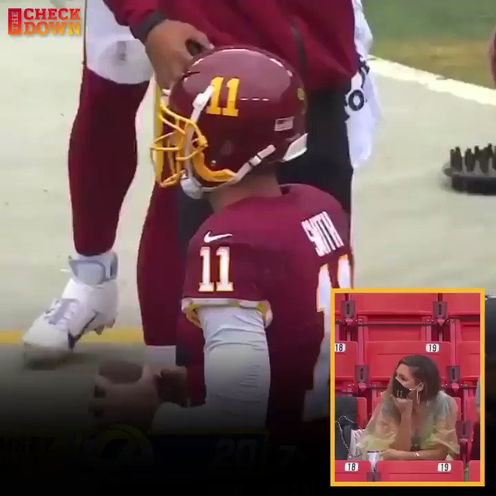 Alex Smith's comeback story is one that we'll never forget 👏👏 https://t.co/Yg1gHK2ND7