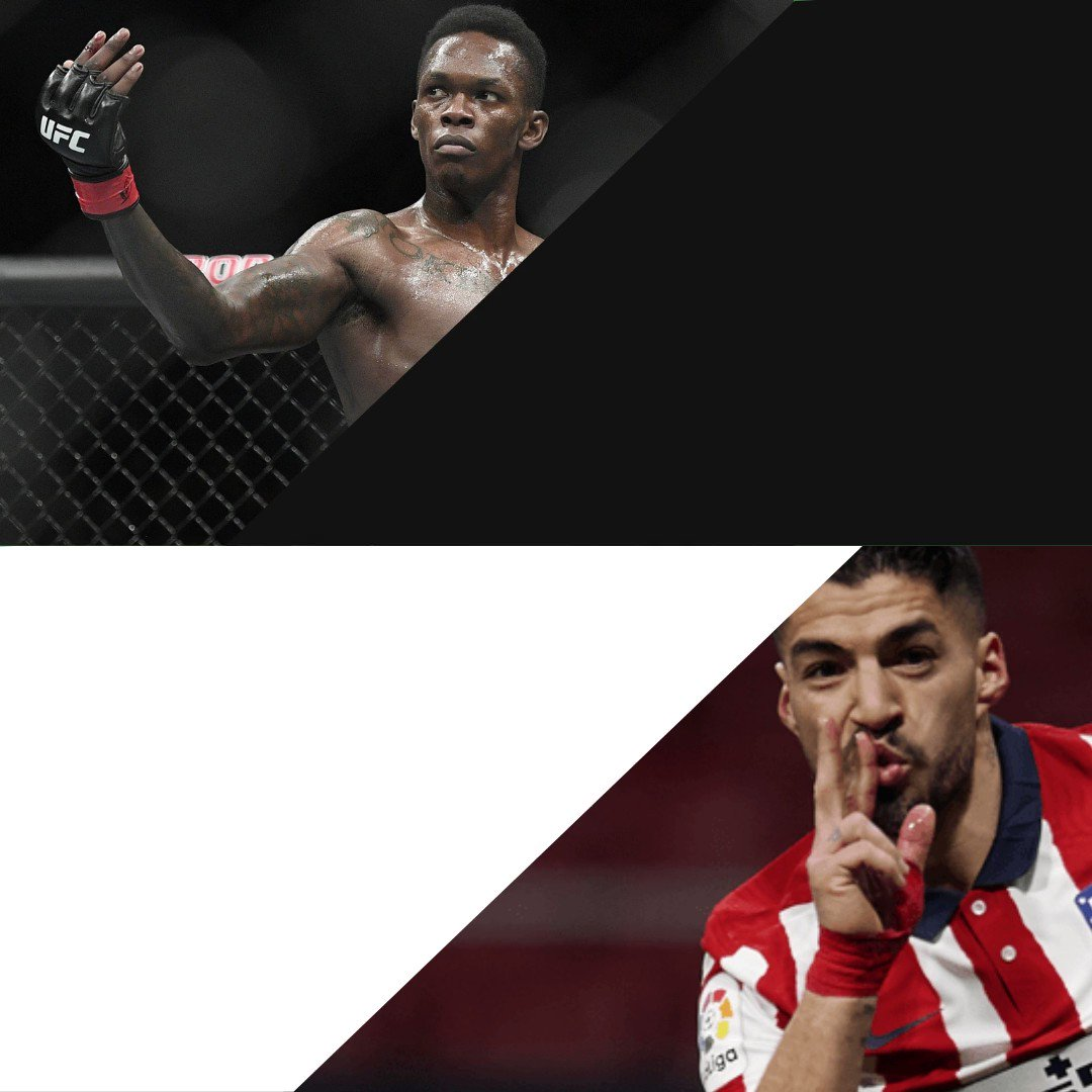 Here it is your perfect #parlay for the weekend! @rodartetone is picking #adesanya to beat #blachowicz and #atleticomadrid to defeat #realmadrid   #ufc259 #adesanyavsblachowicz #ufcfightnight  #LaLiga #AtleticoMadrid #realmadridfc #HalaMadrid #Sportspodcast  #GamblingTwiitter