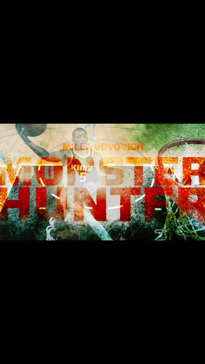 We all face monsters. #MonsterHunterMovie– Watch it today on 4K Ultra-HD, Blu-ray and Digital #ad@millajovovich @tonyjaaofficial @Monster_Hunter