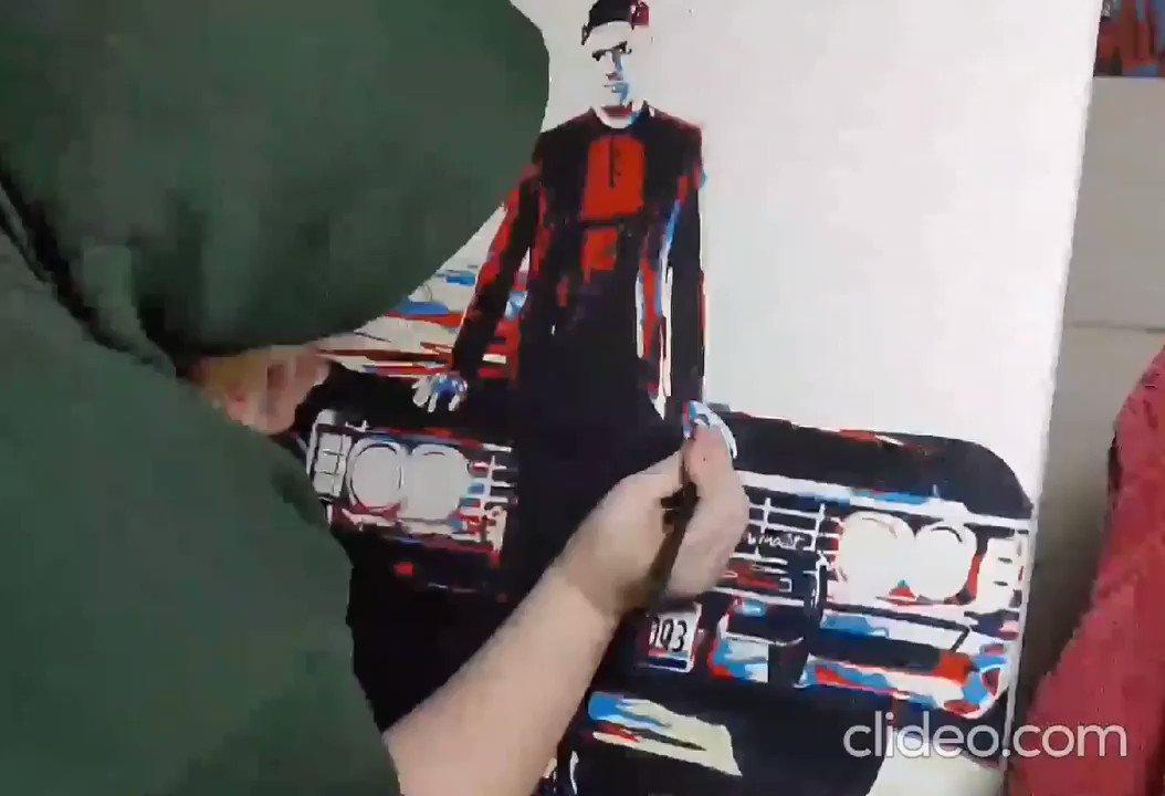 Supernatural speed-painting! 🖤 #supernatural #SPNFamily #JensenAckles #JaredPadalecki #Misha #samwinchester #deanwinchester #castiel #castielnovak @JensenAckles @jarpad @mishacollins @cw_spn
