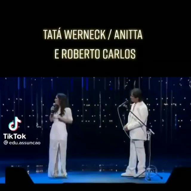 Replying to @KauanInBrasil: Eu amooooo 🗣️❤️  @Anitta @Tatawerneck @robertocarlos #Anitta #TataWerneck #RobertoCarlos
