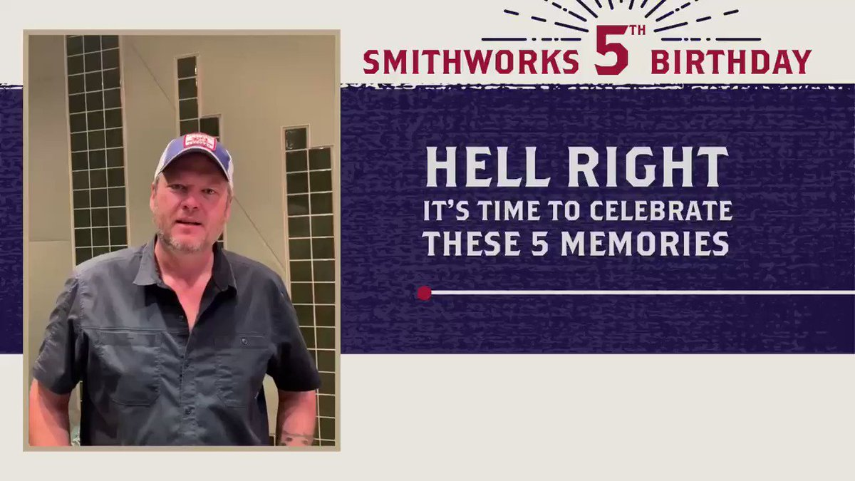 Y'all they just grow up so fast... @smithworksvodka is turning 5!!!!  I'm kicking off the celebration with a look back at 5 favorite memories... AND... something big that's coming soon.. 😉