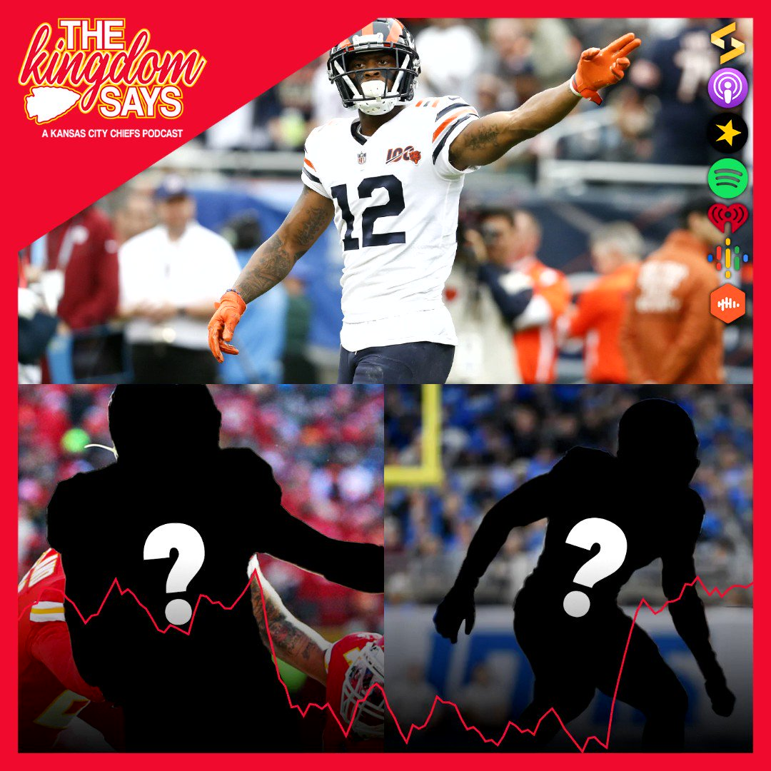 On this week's episode of @KingdomSaysPod   🎙️@Shermanator_42 retirement 🎙️Super Mega #Chiefs Mock Off-Season 🎙️Potential Free Agency moves 🎙️7-round Mock & more!  Give it a listen!🔽🔽 🔗:  #SayItAgain #ChiefsKingdom #NFL #NFLDraft
