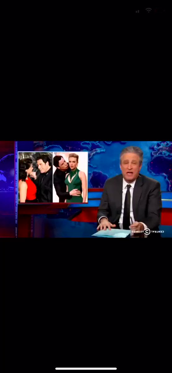 Remember when Joe Biden being a creep, rapey pedophile was public knowledge, even John Stewart on the daily show clowned him