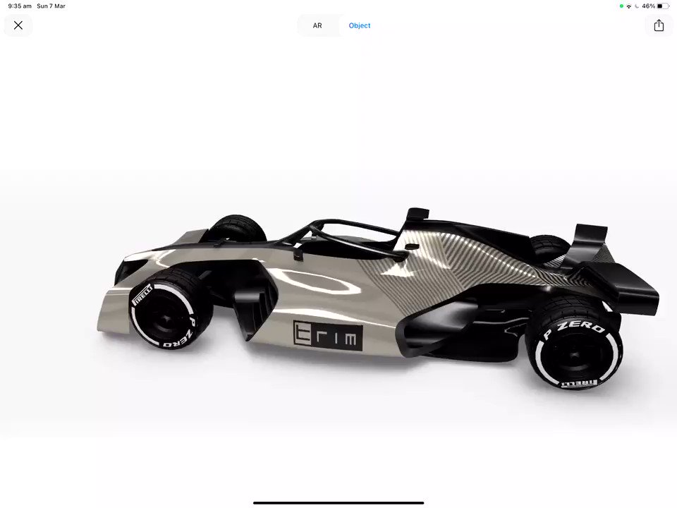 Image for the Tweet beginning: Formula E - is a