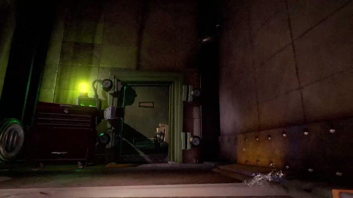 #ResidentEvilVillage gameplay footage   #LuigisMansion3 #NintendoSwitch