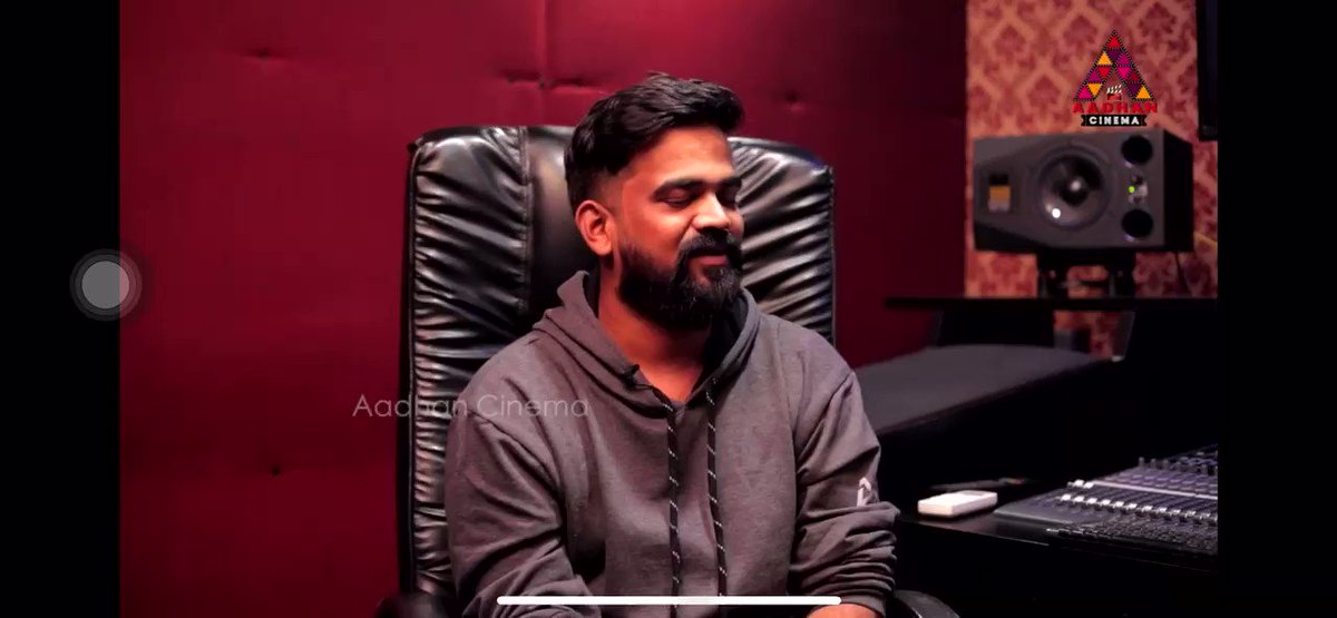 #Friendshipmovie music composer @DMUdhayakumar about #LosliyaFans 🔥  Full video:    #Losliya #LosliyaMariyanesan #LosliyaBDayMonthBegins