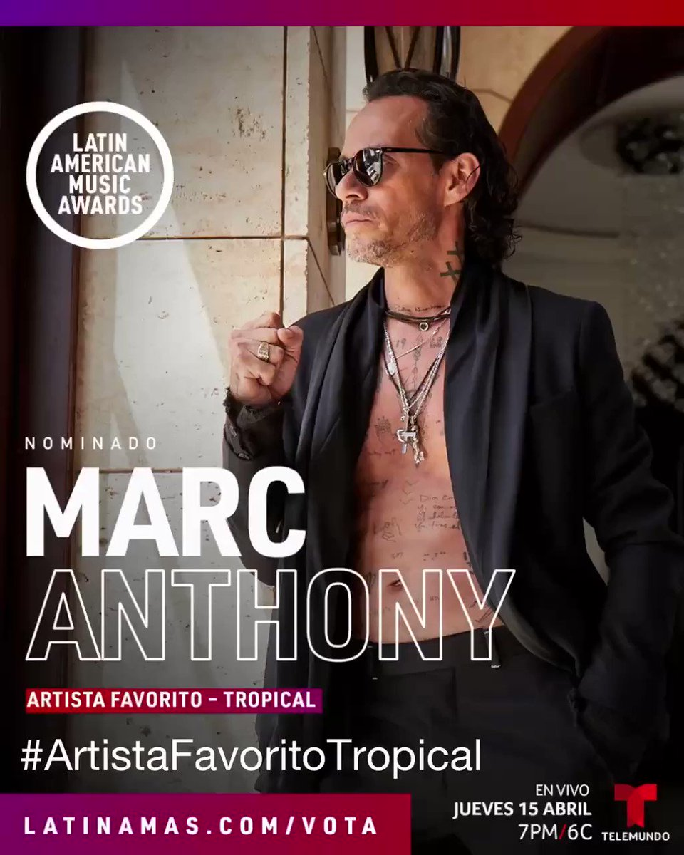 #ArtistaFavoritoTropical #LatinAMAs