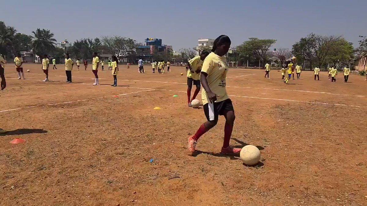 We started our International Women's Day Celebrations with #AFC Women's Football Day!  #IWD2021 #ChooseToChallenge  @FundacionLaLiga @theafcdotcom
