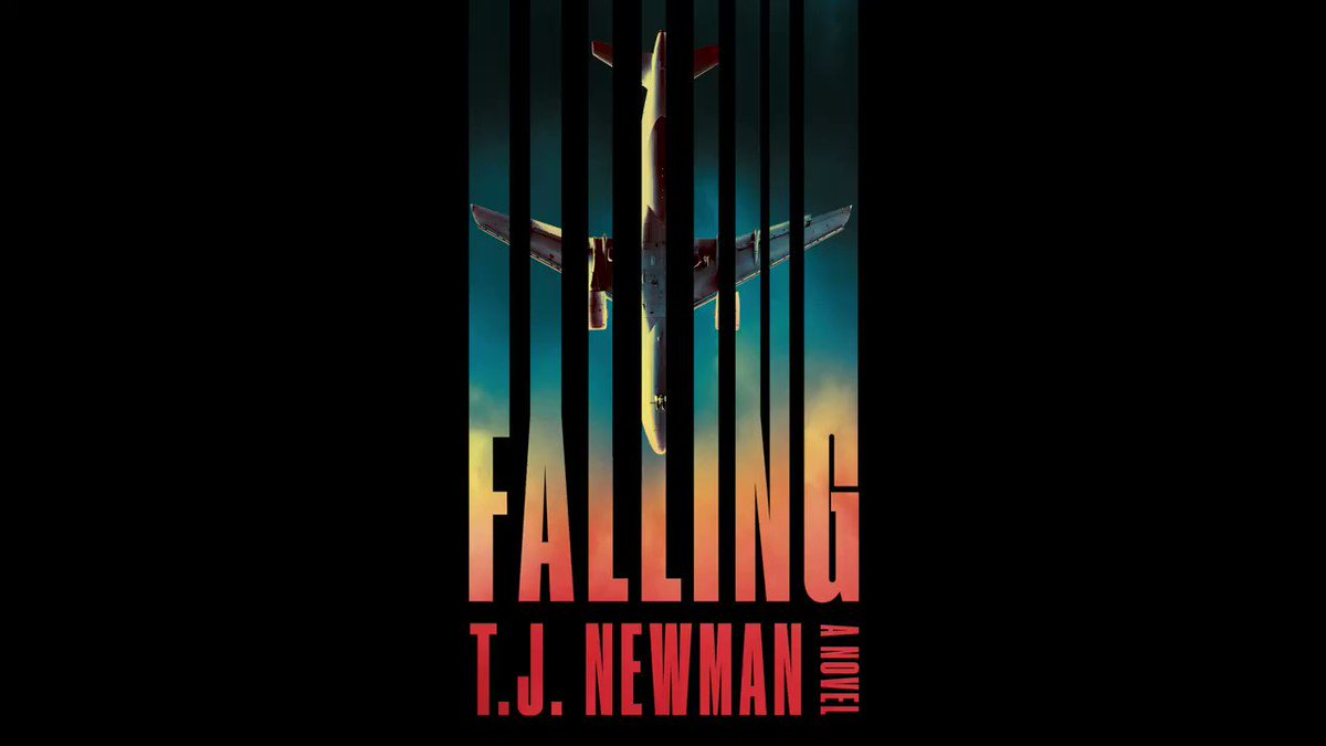 July 2019: I was the first to tell you about THE CHAIN by @adrianmckinty. It went on to become a #1 bestseller, sell in 43 countries, make 25 best book of the year list & win major awards. June 2021: FALLING by @T_J_Newman is my pick for thriller of the year! Its simply amazing