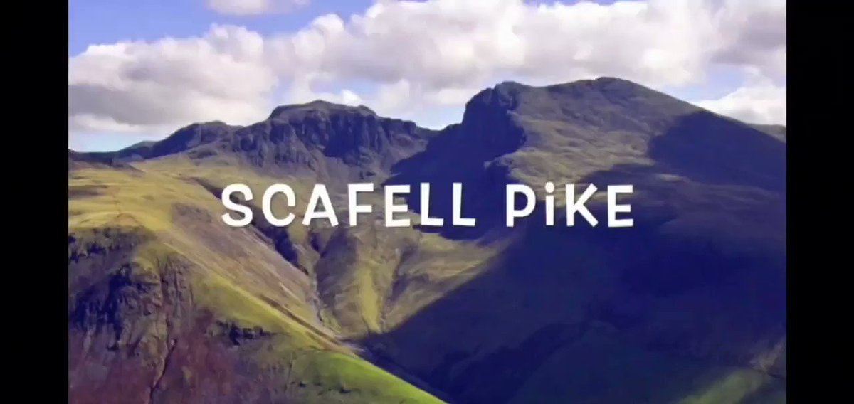 ** NEW VIDEO ** Goes live on our channel 18.00 uk time!! This is one not to be missed! #LakeDistrict #scafelpike #newrelease #YouTube #video #dronephotography #ukhiking #landscapephotography #nature #outdoors #scenic #dontmiss #Team54
