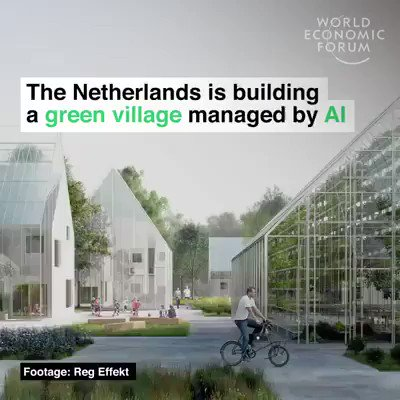 Image for the Tweet beginning: RT @Ronald_vanLoon: The Netherlands is
