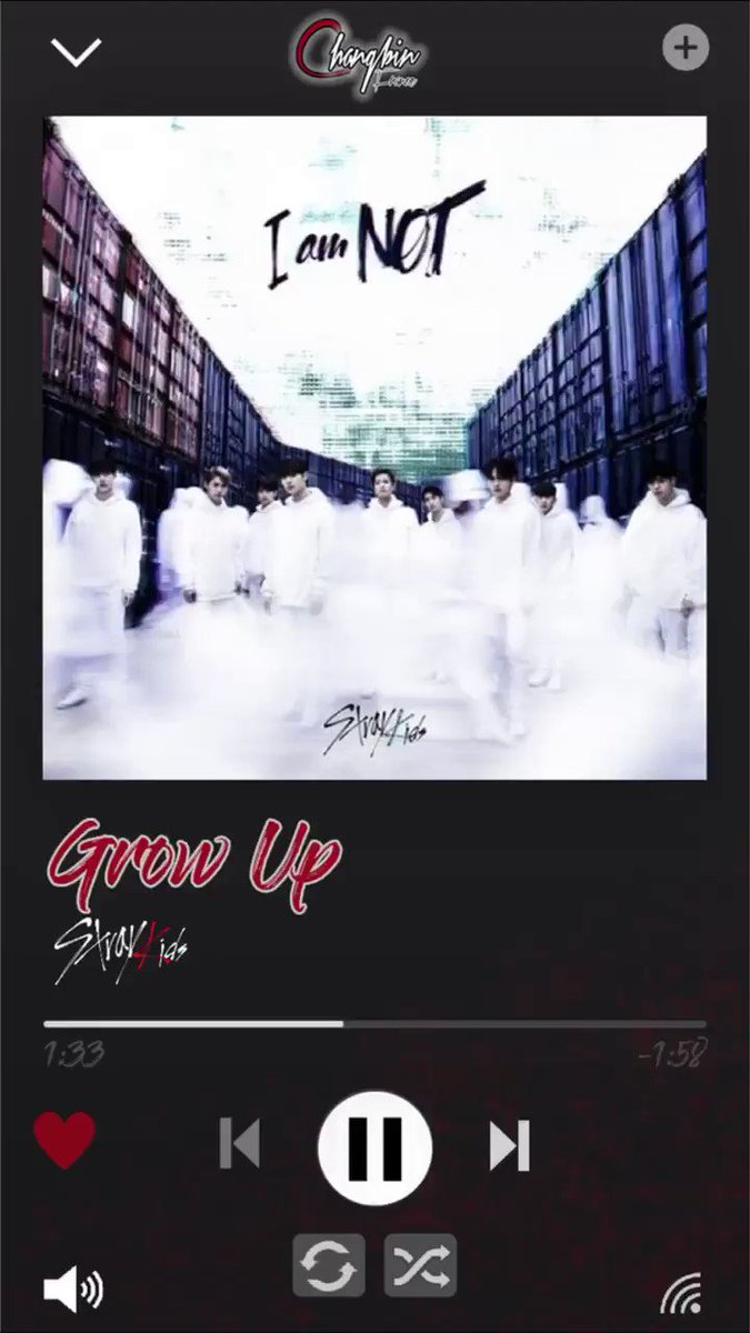 🎧[#SKZlyrics #ChangbinRap]  —— 🔗  —— @Stray_Kids #Changbin #창빈 #SpearB #3RACHA #StrayKids #스트레이키즈 #GrowUp #MondayMotivation