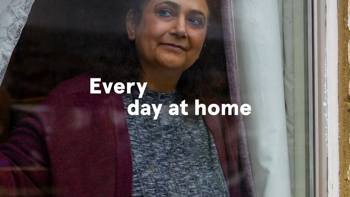 Every day at home is making a difference to stop the spread of COVID-19. Let's…