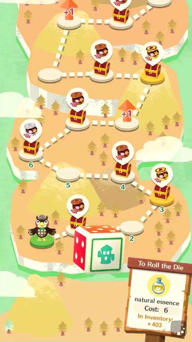 Searching for Curly via Blathers Treasure Trek in #AnimalCrossingPocketCamp! 🐷🦉🗺 #AnimalCrossing