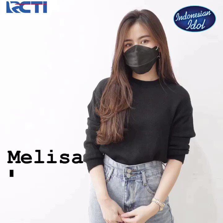 Kuncinya menurut Melisa adalah; yakin! #IdolANewChapter #IndonesianIdol #HomeOfTheIdols #IdolSpektaTOP6