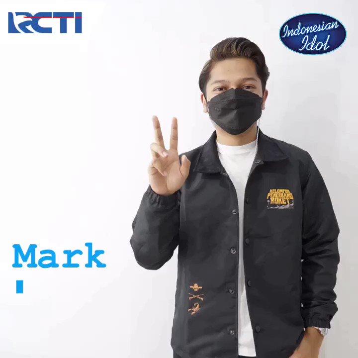 Buat Mark, wajib berikan yang terbaik!  #IdolANewChapter #IndonesianIdol #HomeOfTheIdols #IdolSpektaTOP6