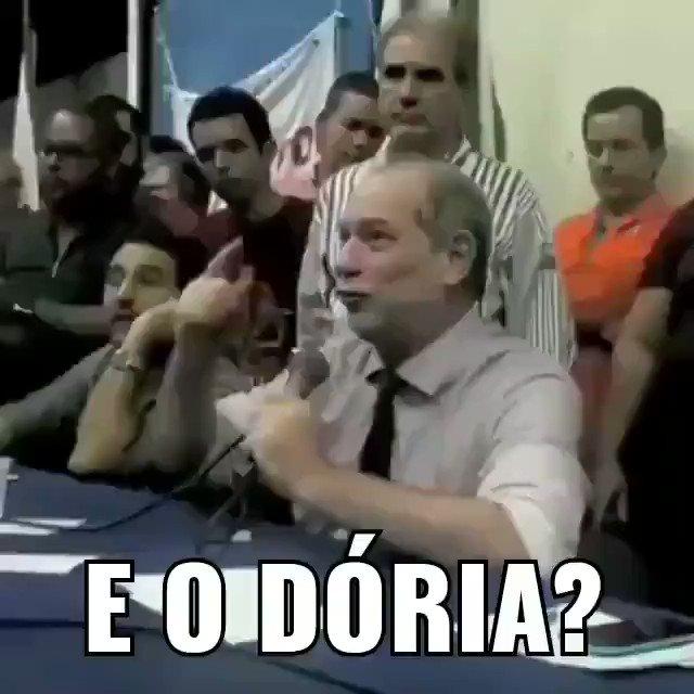 Em 2017 teve gente avisando quem era João Doria. Este cara sempre avisa. Nós ouvimos? #PancadaoDoDoria #CiroNoUOL