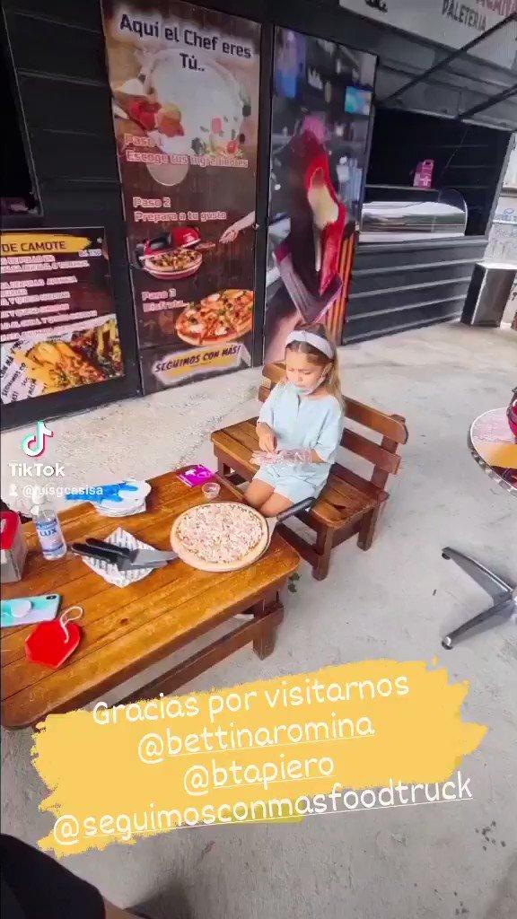 Aquí usted es su propio Chef Seguimos con más Food Truck calle 50 frente a la Iglesia Virgen de Guadalupe, Los esperamos . https://t.co/5Izi9gKMTj