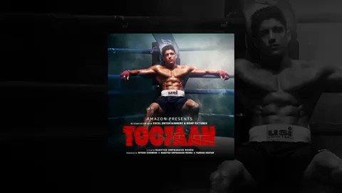 Congratz farhan teaser looks good ...  #Toofaan @FarOutAkhtar @excelmovies @J10Kassim @ritesh_sid