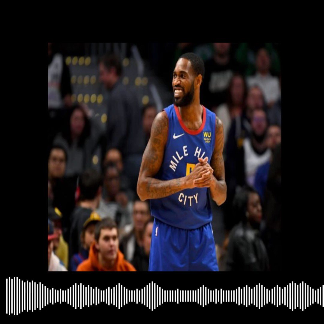 🚨Episode 34🚨 The second half of The NBA season is in full swing so we tapped in Will Barton of The Denver Nuggets to speak about: -The rise of The Nuggets -Playing with Jokic -The eye test vs. Analytics  -His clothing line Protect The Family&more!👇👇  https://t.co/aeOZAUIuIB https://t.co/OFe0DzHSge