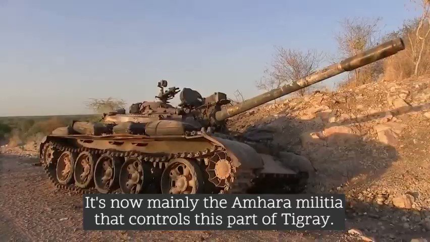 """""""Where did all the #Tigrayans go? It's difficult to find them."""" #TigrayGenocide #Tigray https://t.co/Ya2MyAAUu2"""