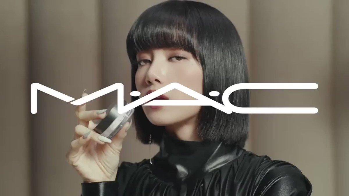[WEIBO] 210316 — MAC魅可 update:   🔗   #LISAxMACStudioFix #MACLOVESLISA #LISA #리사 #BLACKPINK #블랙핑크 #LALISA @BLACKPINK