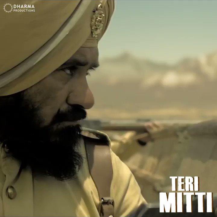 #TeriMitti is more than just a song...it's a feeling which now resonates with more than one billion hearts! Thank you for the ♥️  @ParineetiChopra @SinghAnurag79 @karanjohar @apoorvamehta18 @SunirKheterpal@BPraak @ArkoPravo19@manojmuntashir@AzeemRdayani@DharmaMovies https://t.co/mSqtsg5716